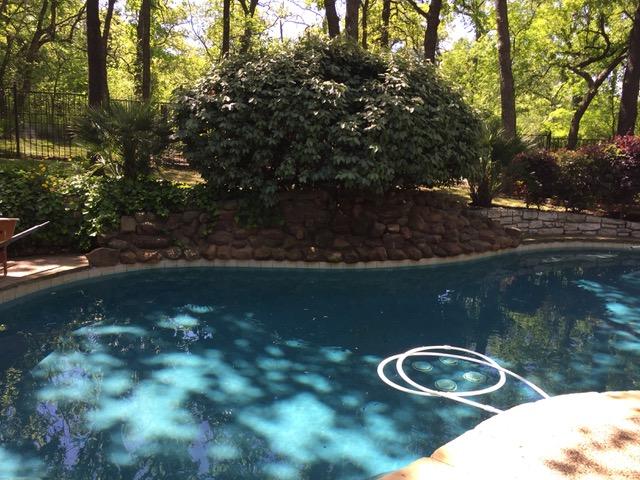 Pool Remodeling Before