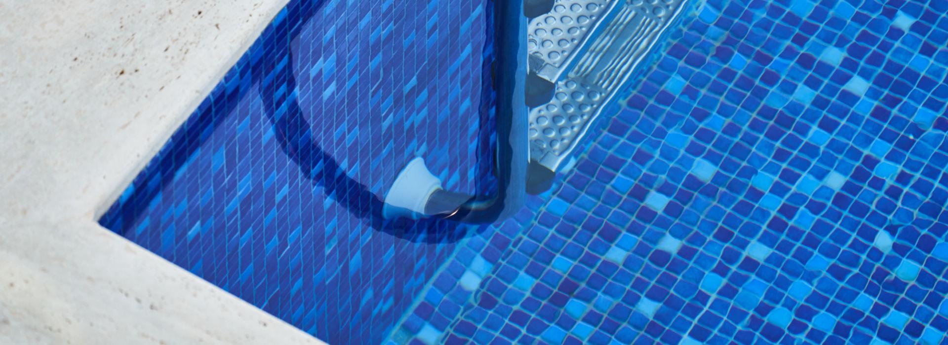 Pool Tile Blue